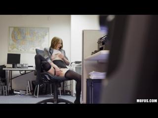 Ava hardy (sexy secretary's secret cam work) [blowjob, doggystyle, missionary, 1080p]