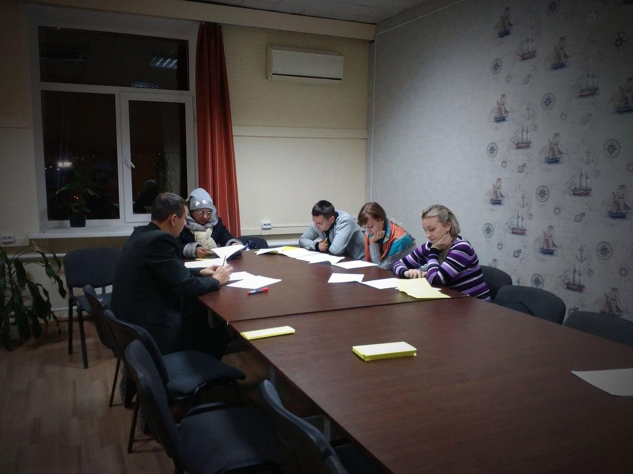 Первая Коллективная консультация в Могилеве, 29.11.2016