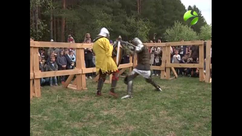 Время Ямала - «Война и мир». Тюмень на один день погрузилась в средневековье