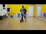 Salsa Social 27.06.2017, KIZOMBA 2,  Тьерри Деа и Оксана Костромина