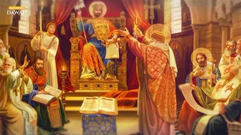 100 Великих Людей 12: Арий – священник, который изменил Землю [Настоящая история Христианства]