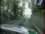 staroetv.su  Хроно (ТВЦ, декабрь 1999) ЧМ по ралли-1999. Ралли Сан-Ремо