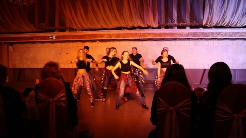 Timba. Отчетный концерт MaxDance 12.02.2017