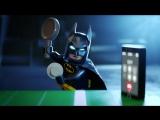 The Lego Batman movie/Лего Фильм: Бэтмен Promo Clip - Bat Bored (2017) Animated Comedy Movie HD