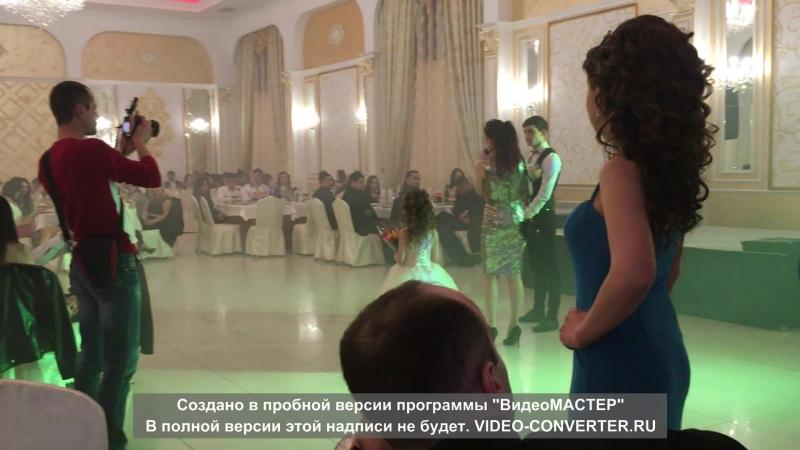 08 03 17 Шоу показ вечерних и свадебных причесок от Эмине Беляловой