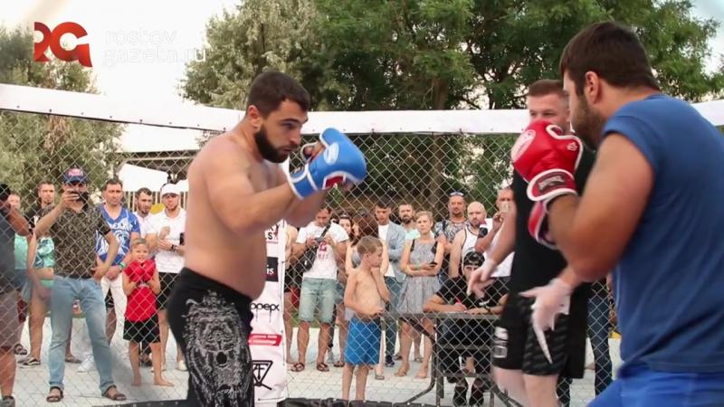 Финал реалити-шоу Бои белых воротничков прошел в Ростове