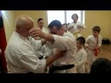 GOJY RYU BU JITSU  Гришняков Александр Кушнир Александр  ...семинар в г Одесса 2016 г...