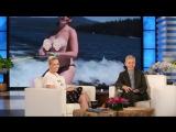 Ellens Tribute to Chelsea Handlers Topless Photos RUS SUB