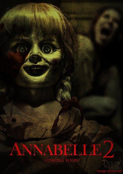 «Проклятие Аннабель 2» первый тизер?