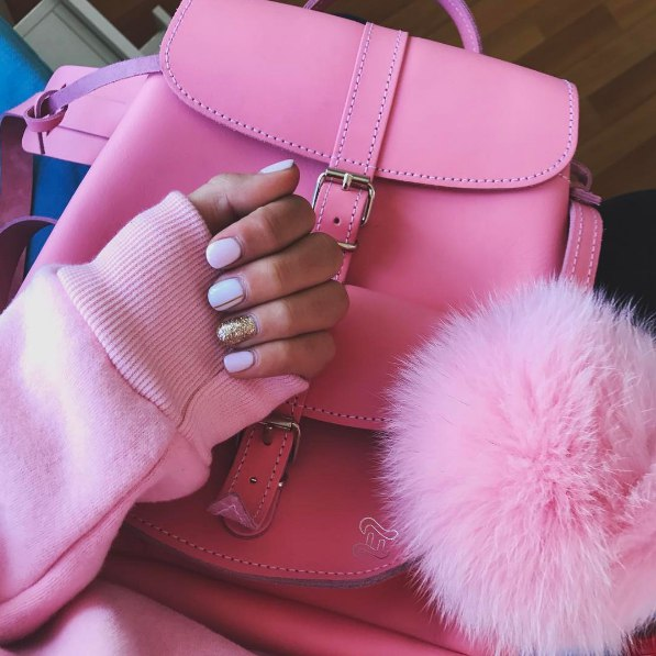 Как розовый сделать белым