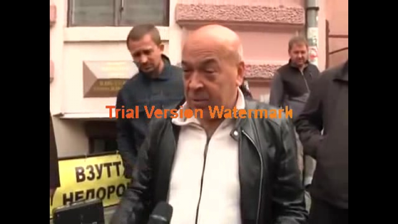 Геннадій Москаль криє матом журналіста2