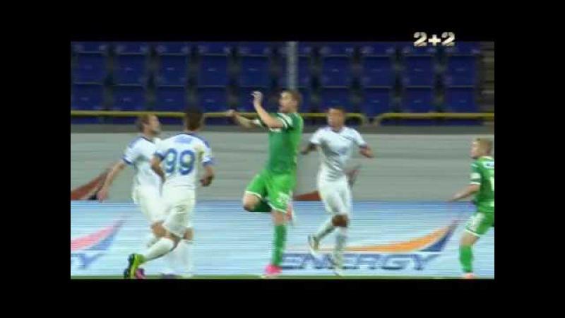 Днепр Карпаты 2 3 Обзор матча смотреть онлайн без регистрации