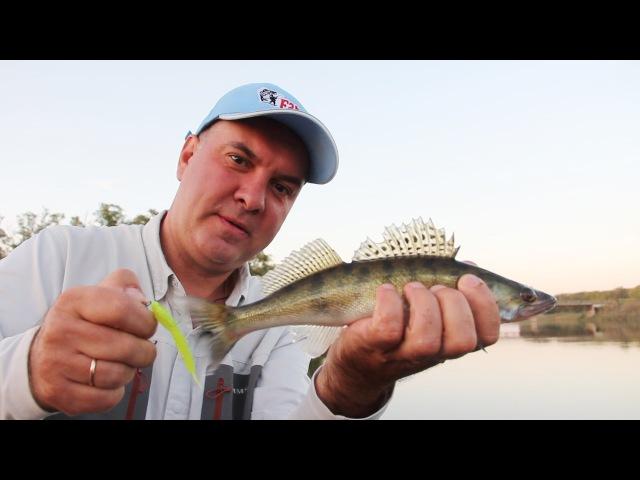 В пятницу вечером! Ловля щуки и судака на малых реках На силиконовые приманки Фа ...