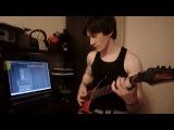 Joe Satriani - The Extremist Full Cover by Aleks J.K. (Live)