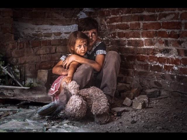 Слезы Донбасса