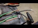 Полный цикл Изготовления точечной сварки из микроволновки, начиная от разборки
