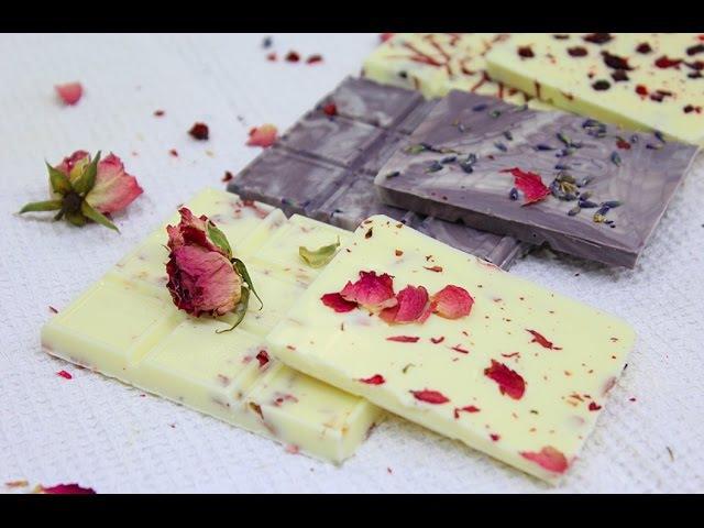 Как сделать шоколадные плитки