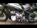 M 72 z 1957r. Mój motocykl.