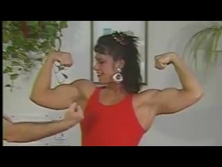 mixeds wrestlings| Laura Vukov vs Tom-FBB vs Guy-Female Muscle Show & Mixed Armwrestling