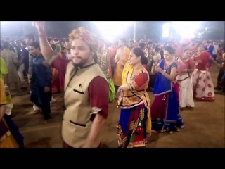 United Way garba mahotsav 2016 last day...day10 ....Gujju Tommorowland full on masti