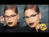 Makeup For Glasses  Full Face Makeup Tutorial