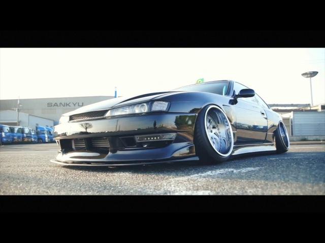 PANS EYE — Untamed Low'N Slow Nissan Silvia S14 Kouki