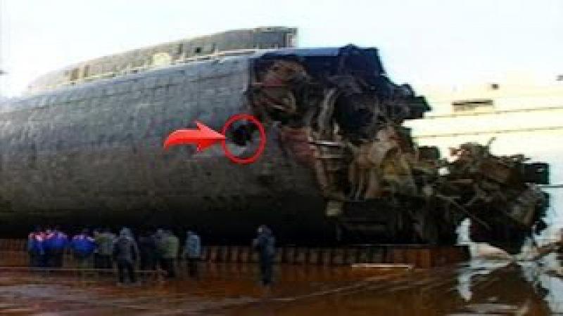 Запрещённый к показу в РФ документальный фильм: Курск. Подводная лодка в мутной ...