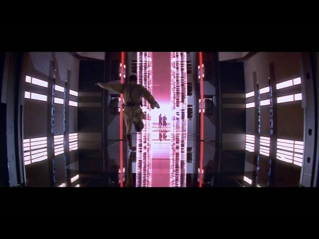 Star Wars Episode I Qui Gon Jinn Obi Wan Kenobi vs Darth Maul