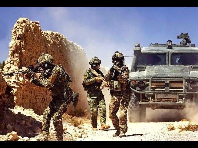 Иностранцы в шоке от Подвига Русских спецов в Сирии