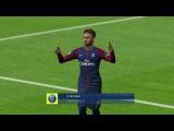 PSG vs Saint Etienne Full Match &amp Goals 2017 Gameplay