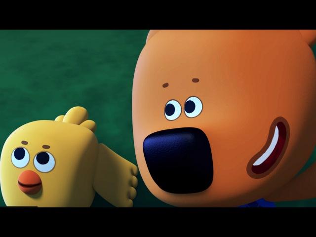 Ми-ми-мишки - Изобретатель чуда - Новые российские мультфильмы для детей - Серия 80