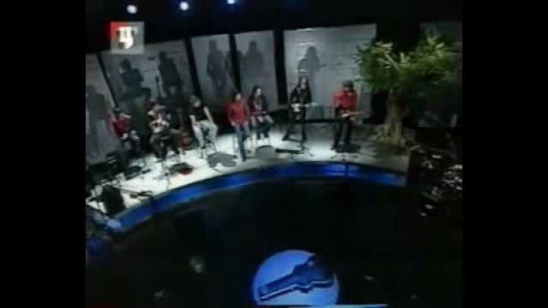 Агата Кристи - Я буду там(''Кухня'' на ТВЦ 2003)