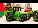 Мультфильмы про Машинки Трактор Павлик Развивающие мультики для детей