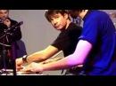 Benny Greb Johnny Rabb @ Meinl Drum Festival 2008 Part 1