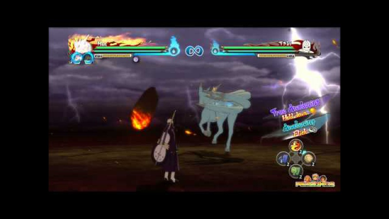 Naruto Shippuden Ultimate Ninja Storm Revolution - All 10 Bijuu's Movesets