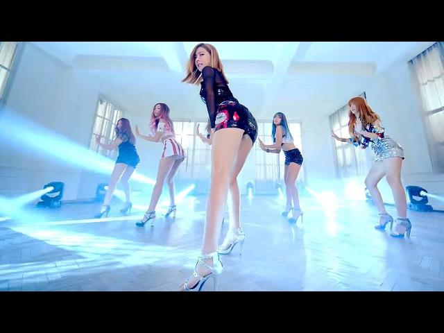 [HOT] HELLOVENUS(헬로비너스) - I'm ill(난예술이야) @ Dance(안무) M/V