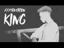 XXXTENTACION - KING / ПЕРЕВОД / WITH RUSSIAN SUBS / @heroinfather