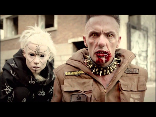 MATT - Pitbull Terrier (Die Antwoord Tribute Remix)