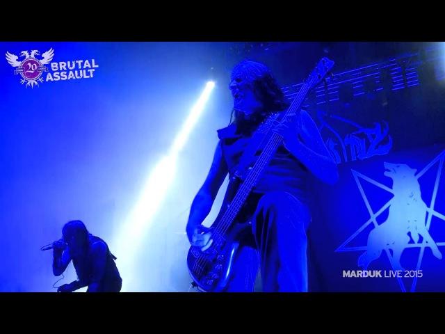 Brutal Assault 20 - Marduk (live) 2015