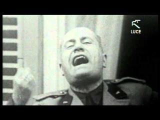 Discorso Mussolini 1931