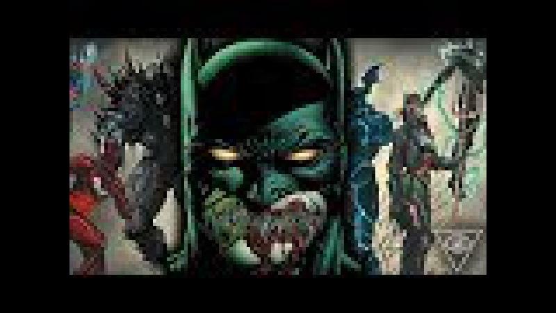 МЕТАЛЛ: Темная МУЛЬТИВСЕЛЕННАЯ. БЭТМЕН ПРЕДАЛ ЛИГУ СПРАВЕДЛИВОСТИ?! / DC Comics. Сюжет
