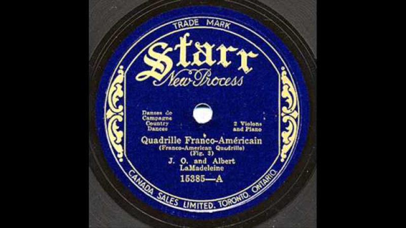 J.O. Albert LaMadeleine - Quadrille franco-américain (fig. 3)
