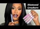 LIMECRIME DIAMOND CRUSHERS: Lip Swatches On Brown Skin