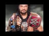 РОМАН РЕЙНС стал обладателем двух титулов WWE Raw!В 2016 году!!! Roman Reigns won two titles of WWE