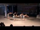 Erotic show dance