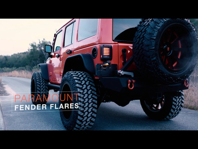 Sprintex Supercharged Jeep JK Build on 37 Tires