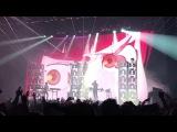 Porter Robinson &amp Madeon - Sea of Voices  Natural Light  La Lune - Shelter Live Tour (Seattle)