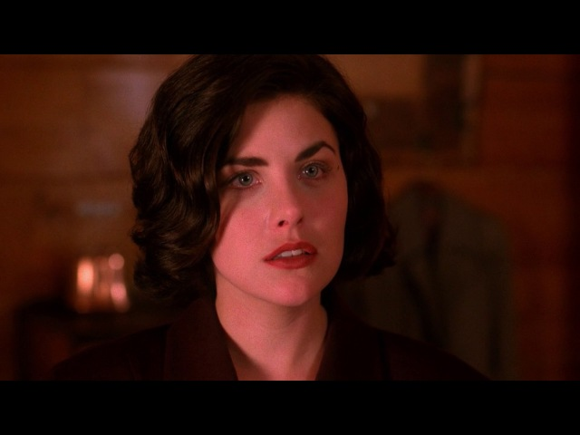 Twin Peaks - Audrey Horne says goodbye to Cooper | HD Blu-ray