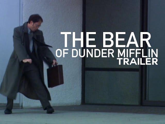 The Bear of Dunder Mifflin [Fan-Made Parody Trailer]