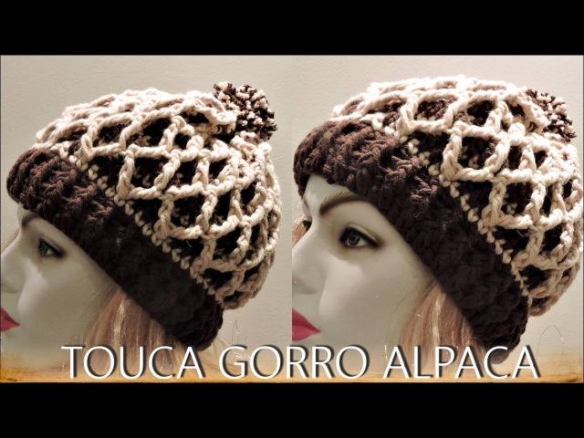 TOUCA GORRO ALPACA/DIANE GONÇALVES